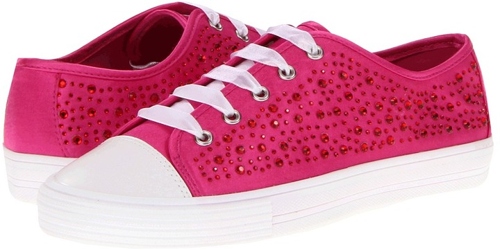 Enzo Kerry (Little Kid, Big Kid) (Fuchsia) - Footwear