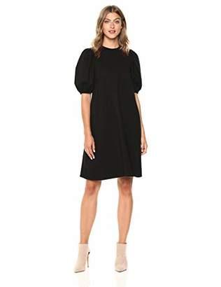 54385092aa62c Velvet by Graham   Spencer Women s Siami Structu Cotton Dress