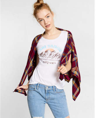 Express express one eleven ski tahoe graphic tee $34.90 thestylecure.com