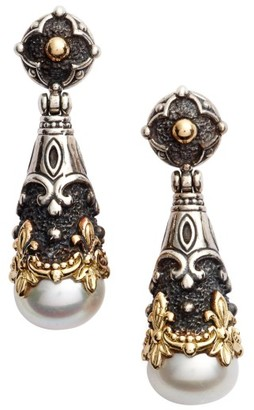 Women's Konstantino Nemesis Teardrop Earrings $770 thestylecure.com