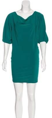 Rachel Roy Draped Mini Dress