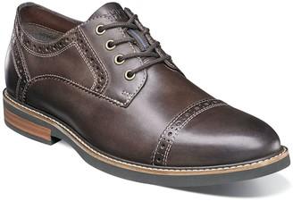 Nunn Bush Overland Mens Cap Toe Casual Oxford Shoes