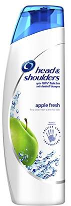 Head & Shoulders Apple Fresh Scented Shampoo, 250 ml, Pack of 6