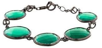 Di Modolo Lolita Dyed Chalcedony Bracelet