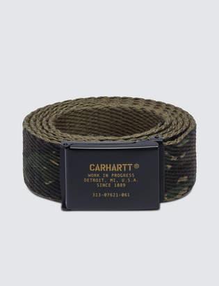 Carhartt Work In Progress Military Print Belt