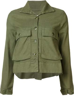 The Great cropped jacket