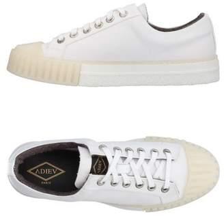 Adieu Low-tops & sneakers