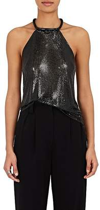Paco Rabanne Women's Chain-Mail Halter Top