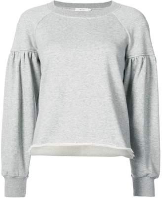 A.L.C. rolled hem sweatshirt