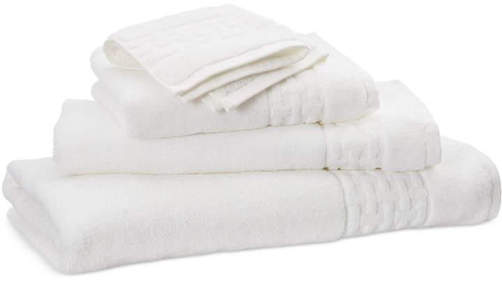 Pierce Cotton Hand Towel Bedding
