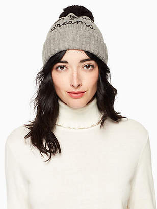 Kate Spade In your dreams beanie