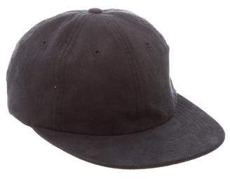 Norse Projects Faux Suede Baseball Cap w/ Tags