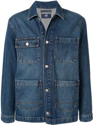 Wood Wood classic jacket