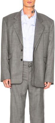 Y/Project Double Paneled Blazer