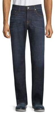 7 For All Mankind Austyn Contrast-Stitched Jeans