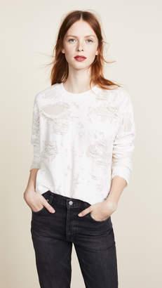 Iro . Jeans IRO.JEANS Cenix Distressed Sweatshirt