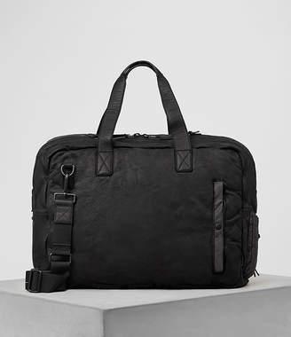 AllSaints Shoto Leather Holdall