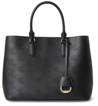 Ralph Lauren Large Leather Marcy Satchel