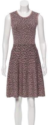 Rebecca Taylor Knee-Length Jacquard Dress