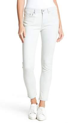 Derek Lam 10 Crosby Denim Devi Mid Rise Skinny Jeans