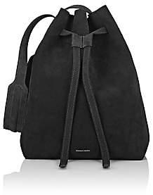 Mansur Gavriel Women's Drawstring Hobo Bag-Black