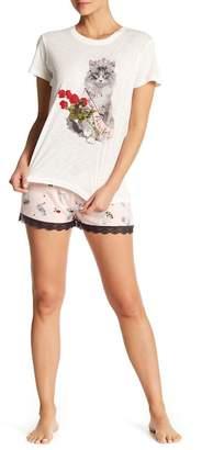 PJ Salvage Beauty Queen Pajama Shorts