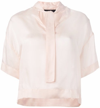 Diesel pussy bow blouse $138.29 thestylecure.com