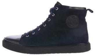 Hermes Jimmy High-Top Sneakers