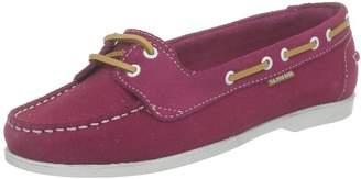 U.S. Polo Assn. US Polo Association Women's Deloris Loafer Flats Pink 4