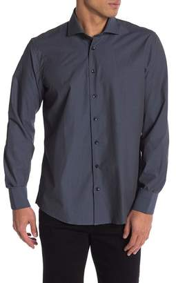 Toscano Printed Dress Shirt