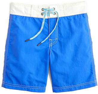 J.Crew Crewcuts By Boys' Board Short With Upf 50+