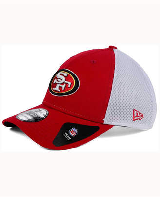 b6fc0a2588896 ... get new era san francisco 49ers neo builder 39thirty cap 9d320 9664f