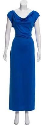 Diane von Furstenberg Silk Maxi Dress