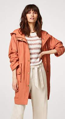 Esprit Coats woven regular