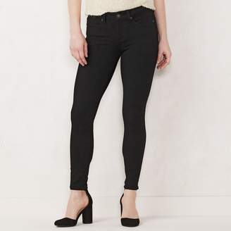 Lauren Conrad Women's Feel Good Super Skinny Midrise Jeans