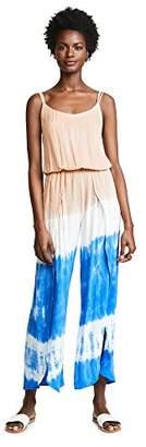 Young Fabulous & Broke Women's Palms Jumpsuit