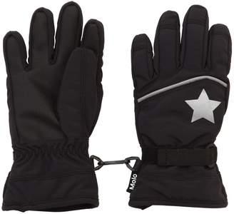 Molo Nylon Ski Gloves