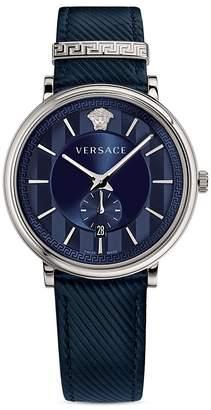 Versace Manifesto Watch, 42mm