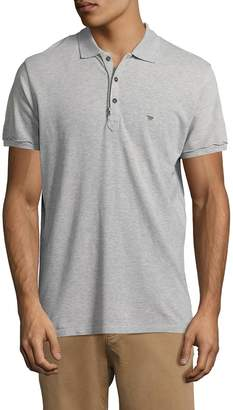 Diesel Men's Zipper Polo Shirt