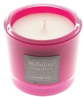 Millefiori Orange Tea Jar Candle