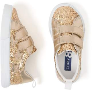 Crazy 8 Crazy8 Toddler Glitter Sneakers