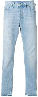 Zadig & Voltaire Zadig&Voltaire loose distressed jeans