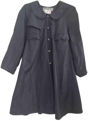 Charles Anastase Navy Coat for Women