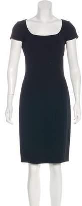 Ralph Lauren Knee-Length Wool Dress