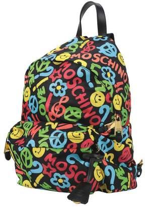8262066dc82 Moschino Metallic Backpacks For Women - ShopStyle UK