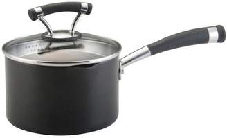 Circulon Straining 2 qt. Sauce Pan with Lid
