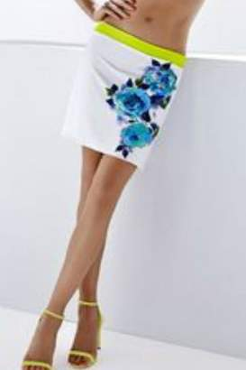 Simone Perele Floral Print Cover-Up