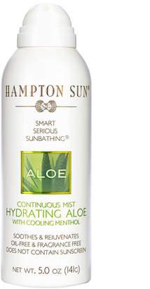 Hampton Sun Hydrating Aloe Continuous Mist, 5 oz./ 148 mL
