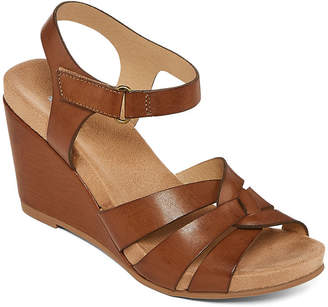 CL BY LAUNDRY CL by Laundry Womens Tobie Wedge Sandals