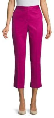 Ellen Tracy Petite Ibiza Slim-Fit Crop Dress Pants